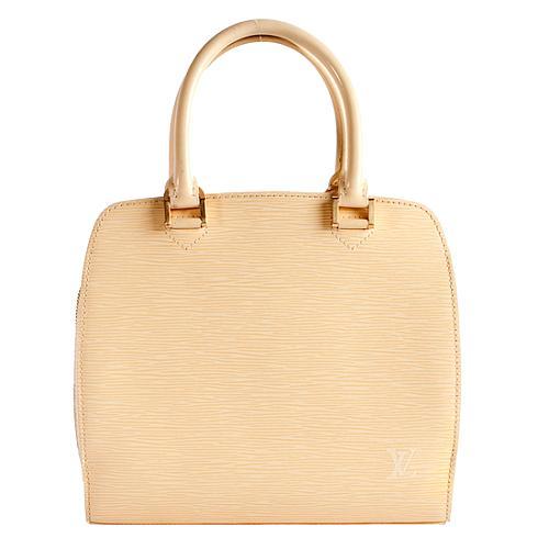 Louis Vuitton Epi Leather Pont-Neuf Satchel