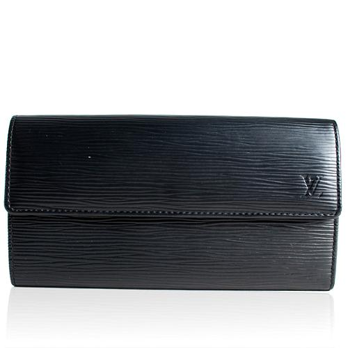 Louis Vuitton Epi Leather Sarah Wallet