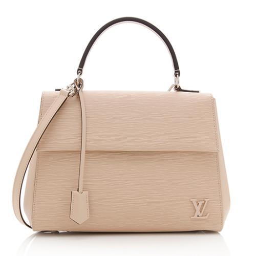 Louis Vuitton Epi Leather Cluny MM Satchel