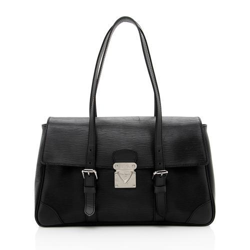 Louis Vuitton Epi Leather Segur MM Satchel
