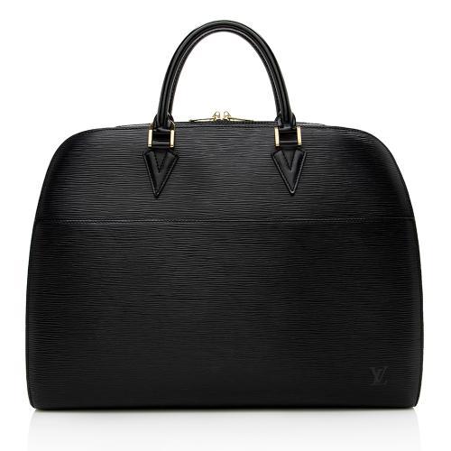 Louis Vuitton Epi Leather Sorbonne Satchel