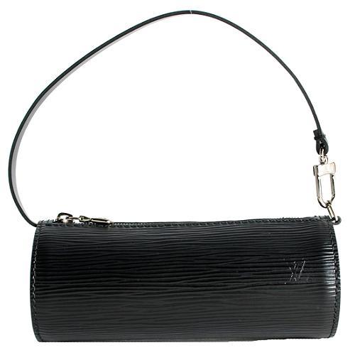 Louis Vuitton Epi Leather Soufflot Pochette Clutch