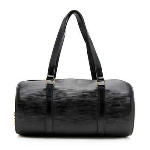 Louis Vuitton Epi Leather Soufflot Satchel - FINAL SALE