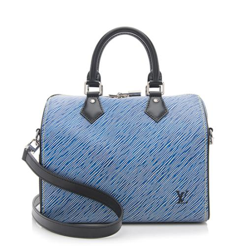Louis Vuitton Epi Leather Speedy Bandouliere 25 Satchel