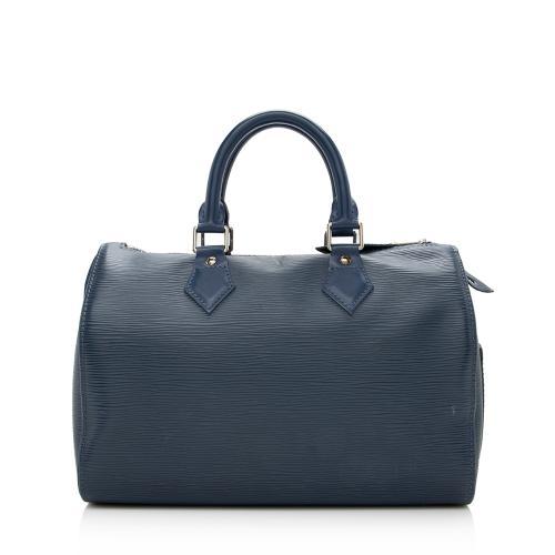 Louis Vuitton Epi Leather Speedy 25 Satchel