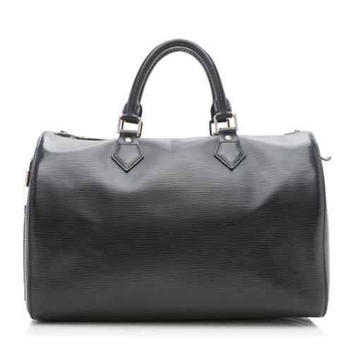 Louis Vuitton Epi Leather Speedy 30 Satchel