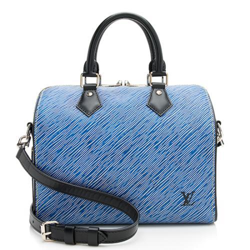 Louis Vuitton Epi Leather Speedy Bandouliere 25 Satchel