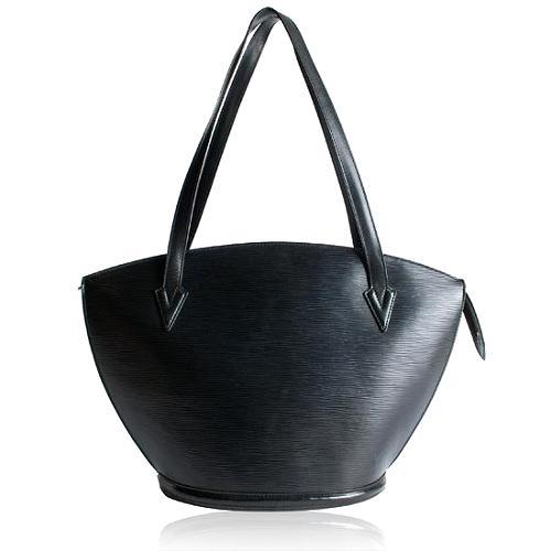 Louis Vuitton Epi Leather St. Jacques Shoulder Handbag
