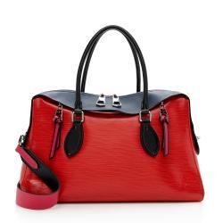 Louis Vuitton Epi Leather Tuileries Satchel