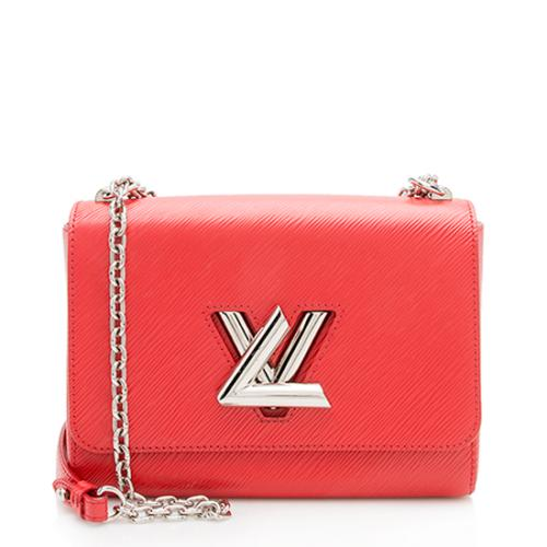 Louis Vuitton Epi Leather Twist MM Shoulder Bag