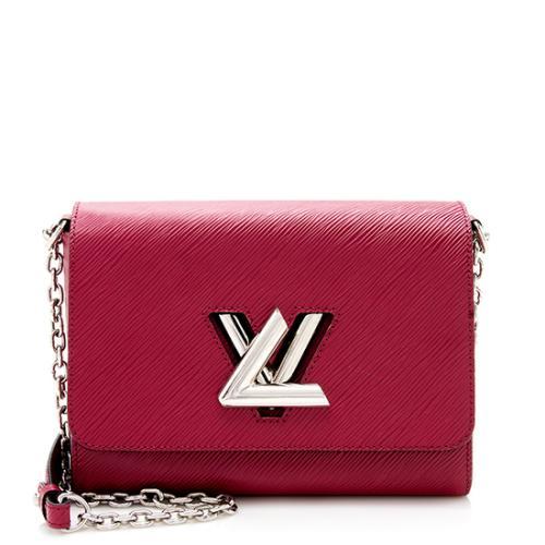 Louis Vuitton Epi Leather Twist MM Shoulder Bag