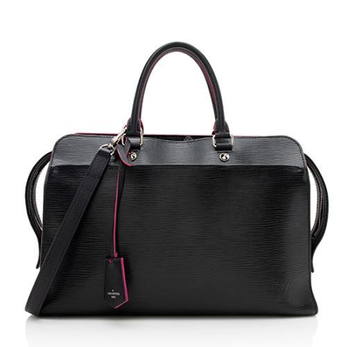 Louis Vuitton Epi Leather Vaneau GM Tote