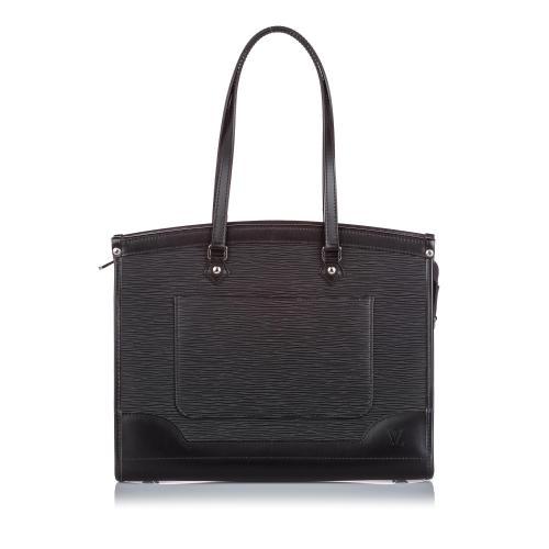 Louis Vuitton Epi Leather Madeleine GM Tote