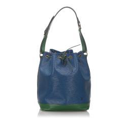 Louis Vuitton Epi Leather Bicolor Noe Shoulder Bag