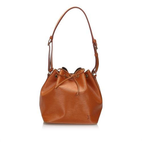 Louis Vuitton Epi Petit Noe Shoulder Bag