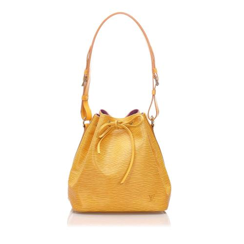 Louis Vuitton Epi Leather Petit Noe Shoulder Bag