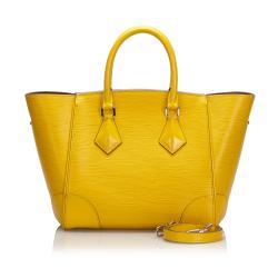 Louis Vuitton Epi Leather Phenix PM Satchel