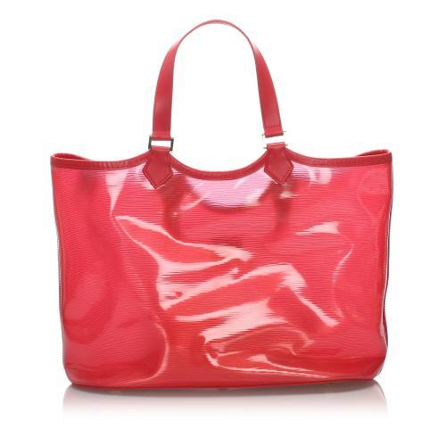 Louis Vuitton Epi Leather Plage Lagoon Tote