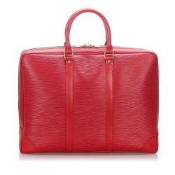 Louis Vuitton Epi Leather Porte-Documents Voyage Briefcase
