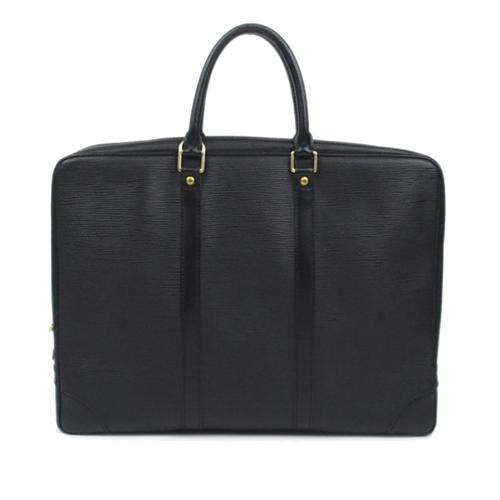 Louis Vuitton Epi Leather Porte-Documents Voyage Briefcase