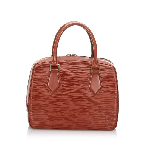Louis Vuitton Epi Leather Sablons Satchel