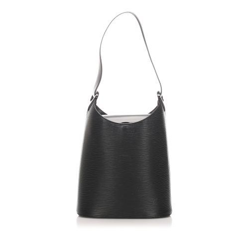 Louis Vuitton Epi Leather Sac Verseau Shoulder Bag