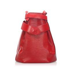 Louis Vuitton Epi Leather Sac dEpaule Backpack