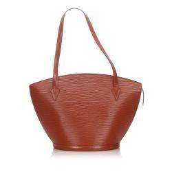 Louis Vuitton Epi Leather St. Jacques GM Shoulder Bag