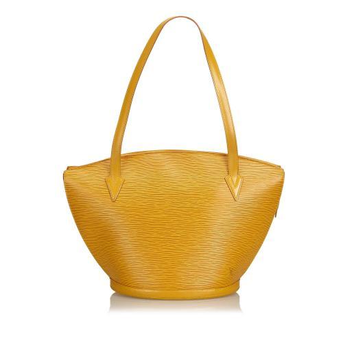 Louis Vuitton Epi Leather St. Jacques PM Shoulder Bag