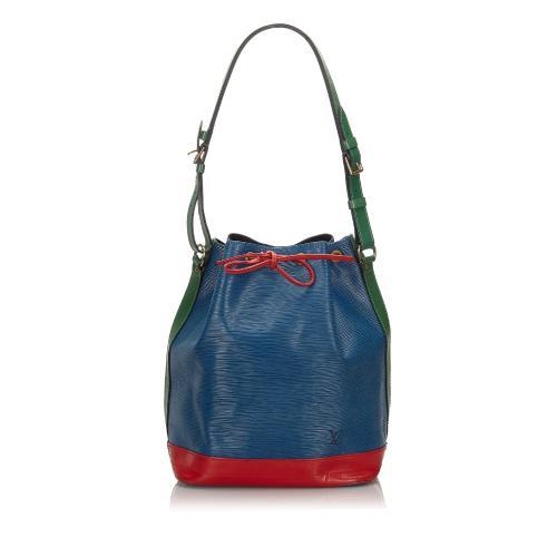 Louis Vuitton Epi Tricolor Noe Shoulder Bag
