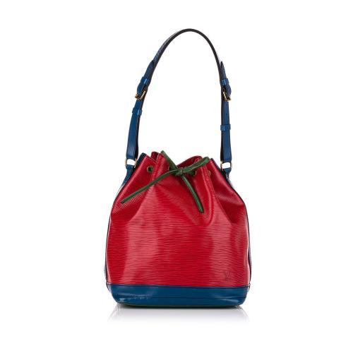 Louis Vuitton Epi Tricolor Noe
