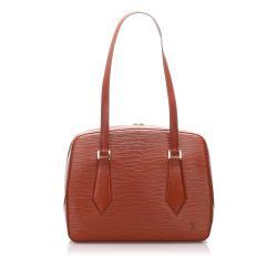 Louis Vuitton Epi Voltaire Shoulder Bag