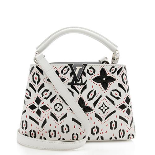 Louis Vuitton Fleur Motif Capucines BB Bag
