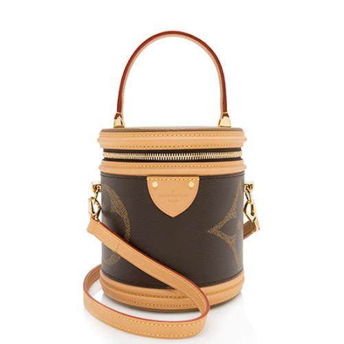 Louis Vuitton Giant Monogram Cannes Shoulder Bag