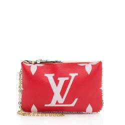 Louis Vuitton Giant Monogram Double Zip Pochette