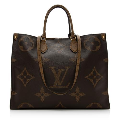 Louis Vuitton Giant Monogram Onthego GM Tote