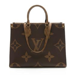 Louis Vuitton Giant Monogram Onthego MM Tote