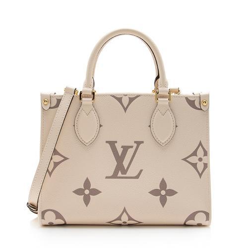 Louis Vuitton Giant Monogram Onthego PM Tote