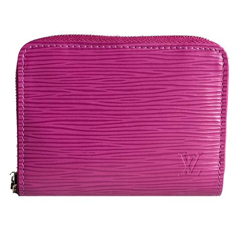 Louis Vuitton Grenade Epi Leather Zippy Coin Wallet