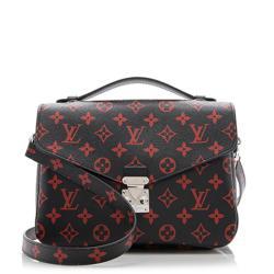 Louis Vuitton Infrarouge Monogram Pochette Metis Shoulder Bag