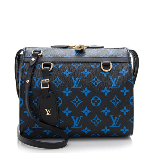 Louis Vuitton Infrarouge Monogram Speedy Amazon PM Shoulder Bag