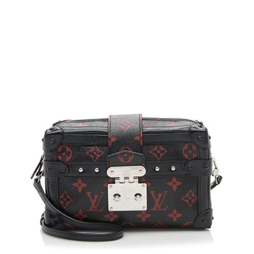 Louis Vuitton Infrarouge Petite Malle Soft Bag