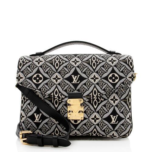 Louis Vuitton Jacquard Since 1854 Pochette Metis Shoulder Bag