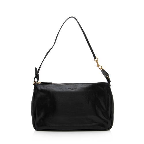 Louis Vuitton Leather Boudoir MM Pochette Accessories