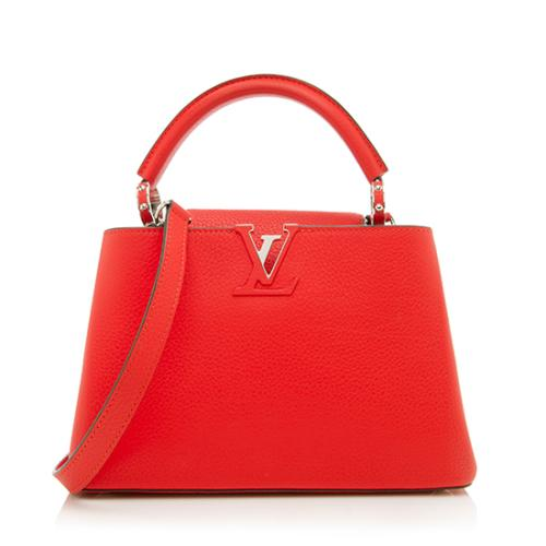 Louis Vuitton Taurillon Capucines BB Bag