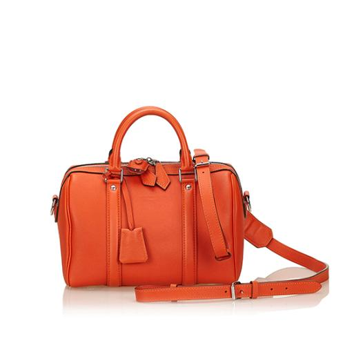 Louis Vuitton Leather Sofia Coppola BB Satchel
