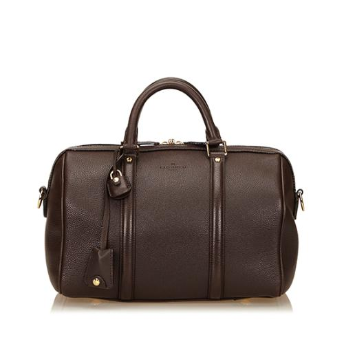 Louis Vuitton Leather Sofia Coppola PM Satchel