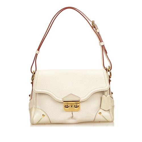 Louis Vuitton Leather Suhali L'Essentiel PM Shoulder Bag