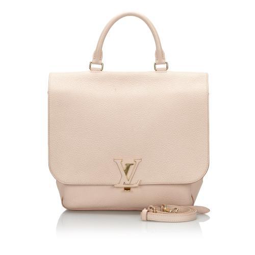 Louis Vuitton Leather Volta Satchel