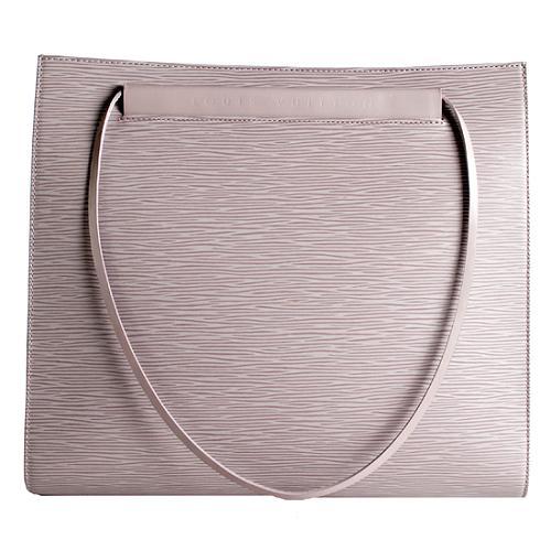 Louis Vuitton Lilac Epi Leather Saint Tropez Shoulder Handbag